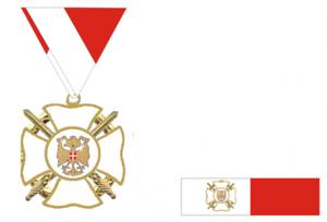 Das Ritterkreuz (Volldekoration und Spange)