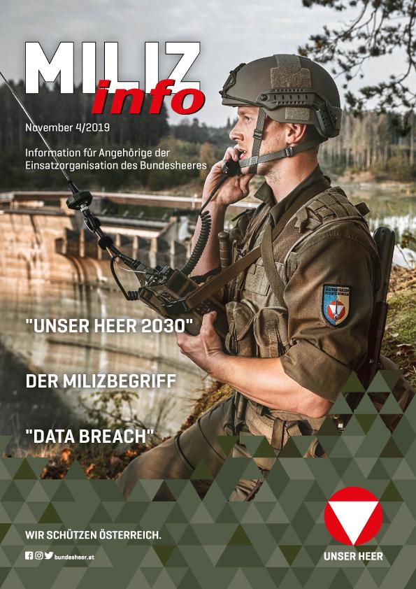 Miliz Info 4/2918